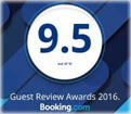 Starlight Motor Inn - Stellar Stays Hotel Booking.com Guest Review Awards 2016
