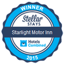 Starlight Motor Inn - Stellar Stays Hotel Combined 2015 Winner